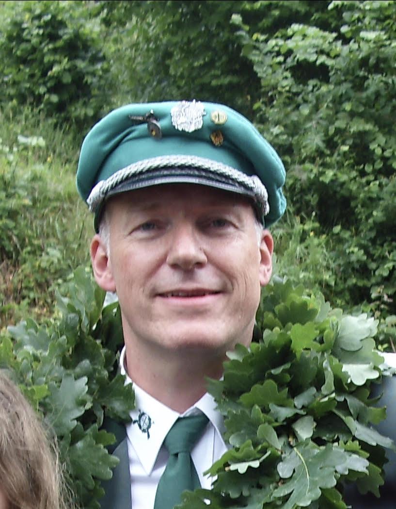 2. Vorsitzender Michael Ociepka